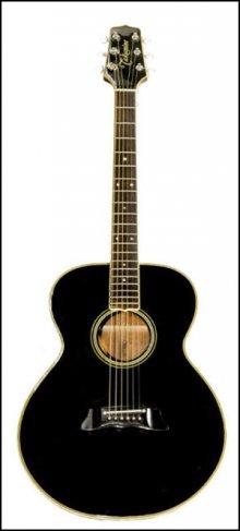 Гитара акустическая Takamine PT-105 BK