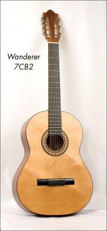 Гитара акустическая Wanderer 7CB2