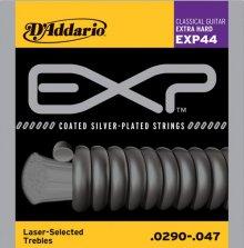 Струны D'Addario EXP44 Classical