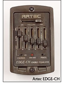 Темброблок Artec EDGE-CH