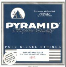 Струны Pyramid Pure Nickel Bass 955100