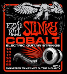 Струны Ernie Ball SKINNY TOP HEAVY BOTTOM SLINKY 2715