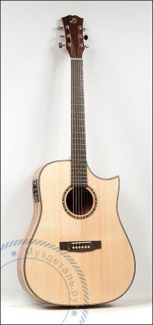 Гитара акустическая Dowina Marus DCE-S