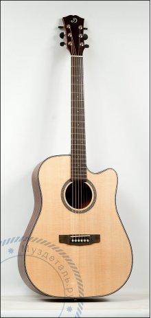 Гитара акустическая Dowina Rustica DC-S