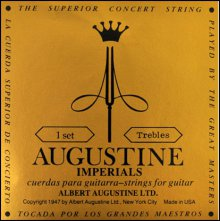 Струны Augustine Imperials Treble Set