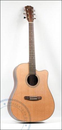 Гитара акустическая Dowina Danubius DC