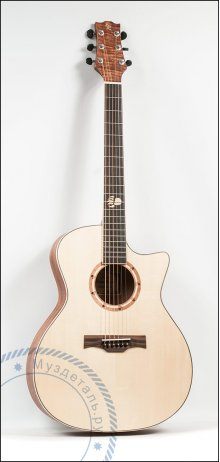 Гитара акустическая Baton Rouge Bearclaw GACE