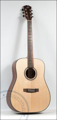 Гитара акустическая Dowina Rustica D-S