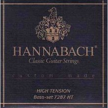 Струны Hannabach Custom-made 7287 HT Bass-set