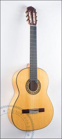 Гитара классическая мастера Чудаева (клен)