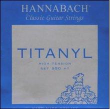 Струны Hannabach Titanyl 950 HT