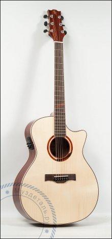 Гитара акустическая Baton Rouge Fabulous GACE