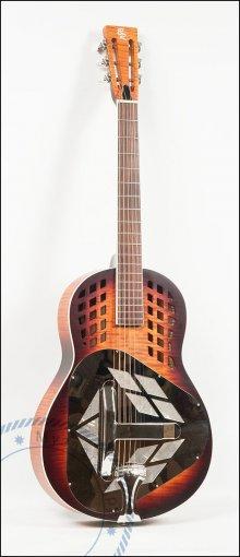 Гитара акустическая Baton Rouge RR21T/12-SB