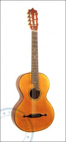 Гитара семиструнная Ю.Г.Циммерман