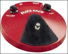 Педаль DUNLOP JDF2 Fuzz Face Distortion