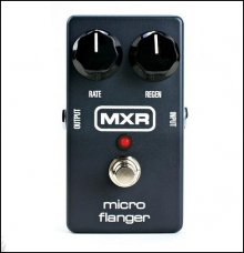 Педаль DUNLOP MXR M152  Micro Flanger
