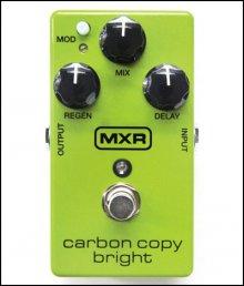 Педаль DUNLOP MXR M269 Carbon Copy Bright Analog Delay