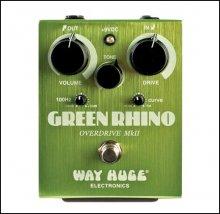 Педаль DUNLOP WHE202 Green Rhino Overdrive