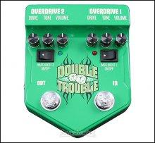 Педаль VISUAL SOUND V2DT V2 Double Trouble