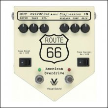 Педаль VISUAL SOUND V2RT66 V2 Route 66