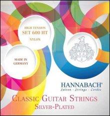 Струны Hannabach Silver-Plated Orange 600HT