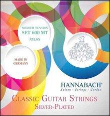 Струны Hannabach Silver-Plated Orange 600MT