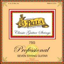 Струны LaBella 7SG для 7-струнки