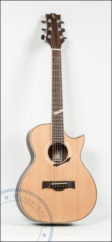 Гитара акустическая Baton Rouge Eclat OMCE-57