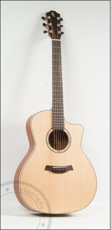 Гитара акустическая Baton Rouge AR81 GACE