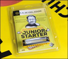 Seydel harmonica Junior Starter Kit