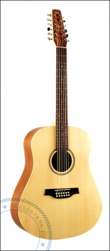 Гитара акустическая Seagull Walnut 12