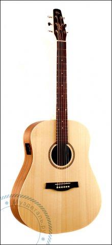 Гитара акустическая Seagull Walnut Isys