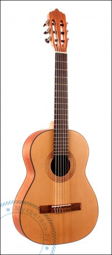 Гитара классическая LaMancha Rubinito CM59 3/4