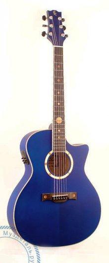 Гитара акустическая Baton Rouge Blue Moon GACE