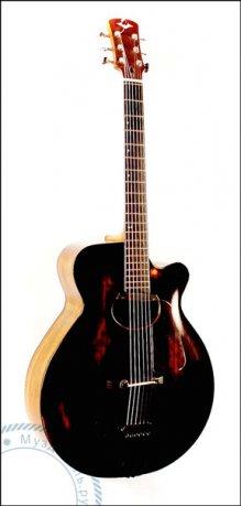 Гитара акустическая мастера Латышева