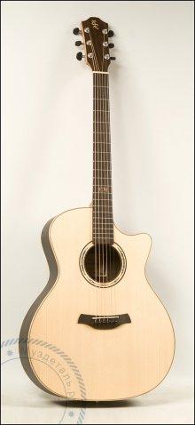 Гитара акустическая Baton Rouge AR51 GAC-EM