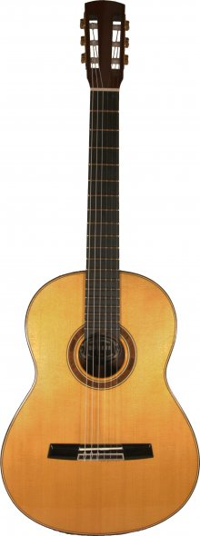 Гитара классическая мастера Шишкина-2