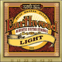 Струны Ernie Ball BRONZE ACOUSTIC 2004