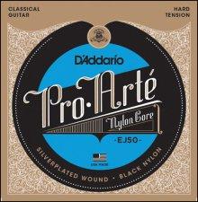 Струны D'Addario EJ50 Pro Arte