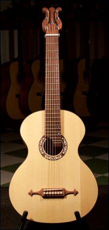 Гитара семиструнная Doff RGS