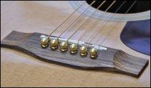 Кнопка для струн Mozer Gold