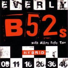 Струны EVERLY  B-52 Rockers  9219