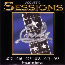 Струны Everly Acoustic Session 7210-12