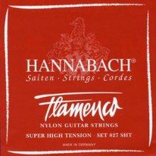 Струны Hannabach Flamenco 827 SHT