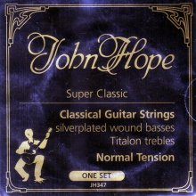 Струны John Hope SuperClassic Titalon Normal