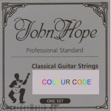 Струны John Hope Standard Color JH467
