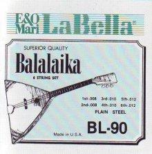 Струны LaBella BL-90 для балалайки