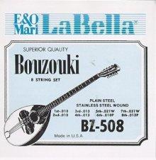 Струны LaBella Buzuki BZ508