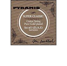 Струны Pyramid Super Classic Pure Gold 380