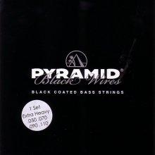 Струны Pyramid Black Wires Bass C822